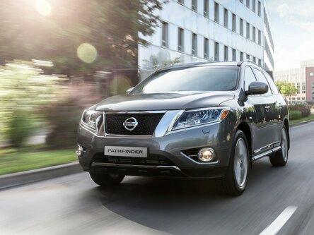 Nissan объявляет в РФ отзыв порядка 4500 кроссоверов Pathfinder