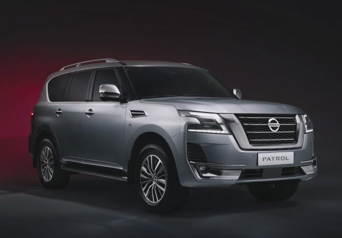 Обновленный Nissan Patrol могут представить в РФ