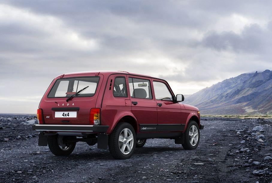 Lada Niva Legend с 5-ю дверьми может коснуться дефицит