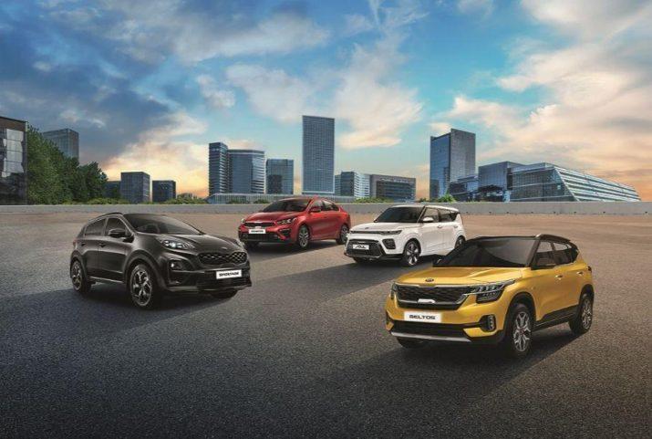 В РФ приступили к реализации 4-ех авто Kia ограниченной серии Edition Plus