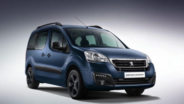 Peugeot Partner Crossway уже реализуют
