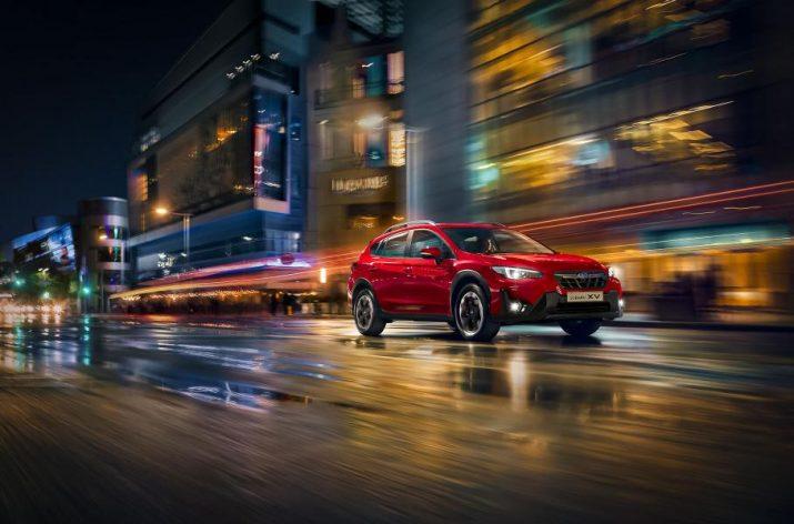Отечественный Subaru XV стал новее и дороже