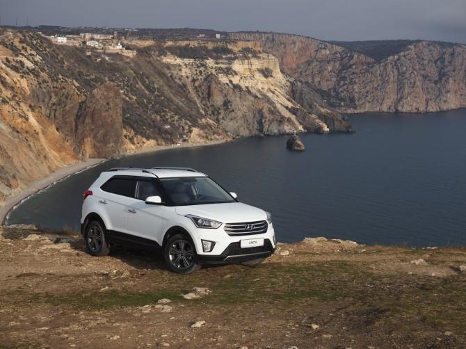 ТОП-10 наиболее популярных у отечественных потребителей SUV в феврале