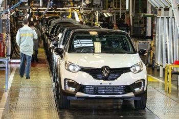 Дефицит микрочипов вынудил сократить производство компанию Renault