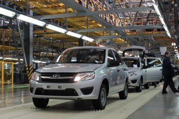 Выпуск новых автомобилей Lada Granta с 21 апреля 2021 года приостановил «АвтоВАЗ»
