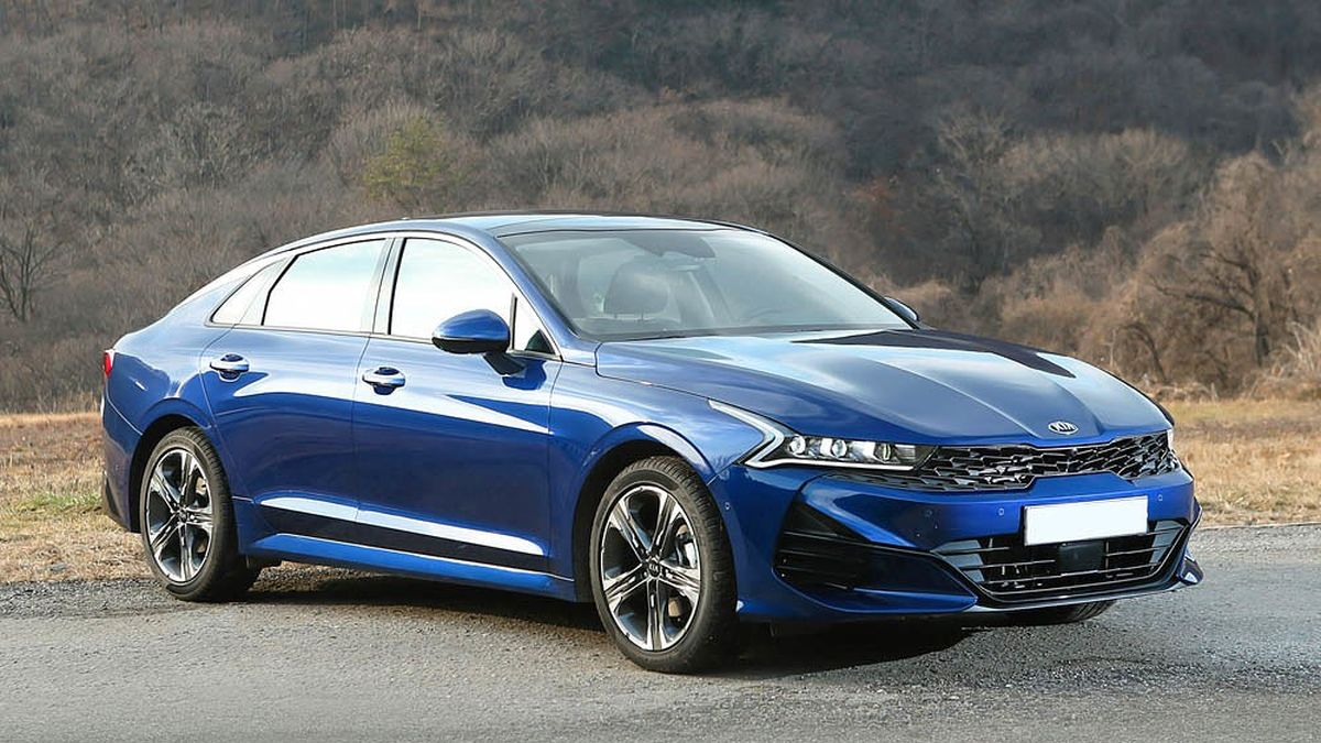 Самым продаваемым автомобилем в сегменте «D» в первом квартале 2021 года на российском рынке стал KIA K5