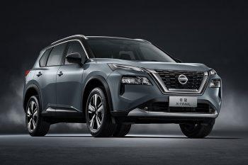В Китае на Шанхайском автосалоне состоялась премьера нового Nissan X-Trail