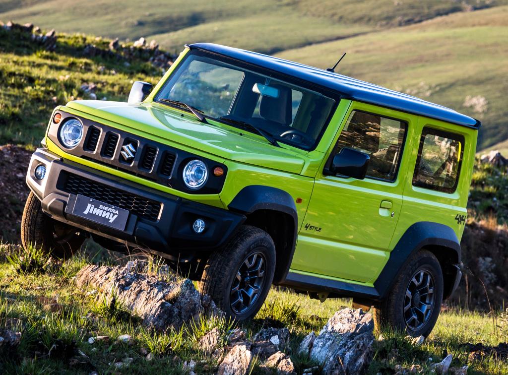Планы на рынок России в 2021 году раскрыл концерн Suzuki