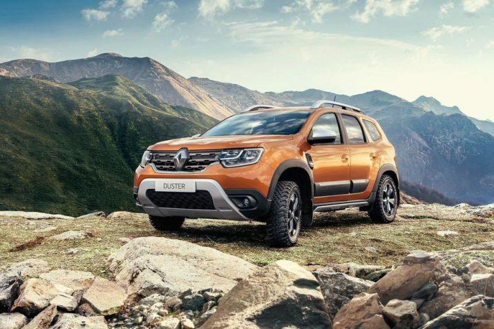 Российский Renault Duster покоряет зарубеж