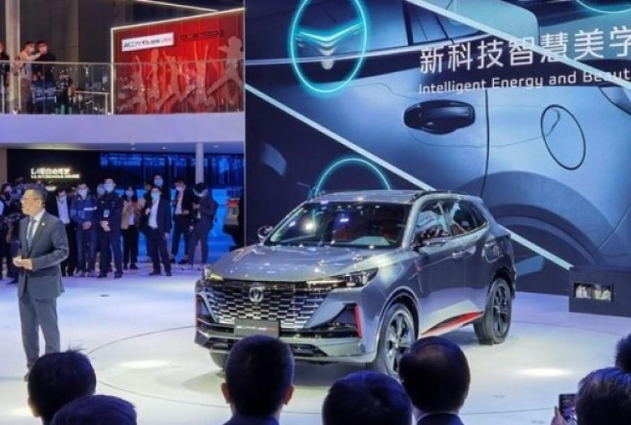Компания Changan привезет в Россию новый кроссоверCS55 Plus
