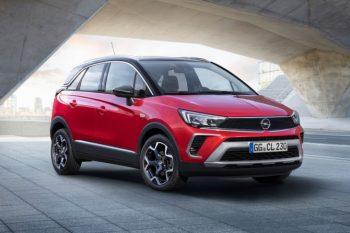 В России стартовали продажи нового Opel Crossland