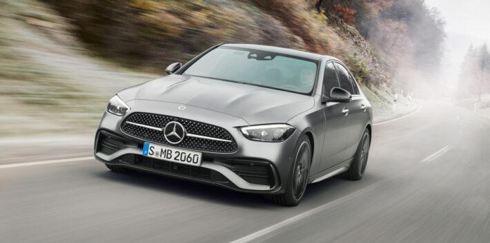 В России стартовали продажи нового Mercedes-Benz C-Class