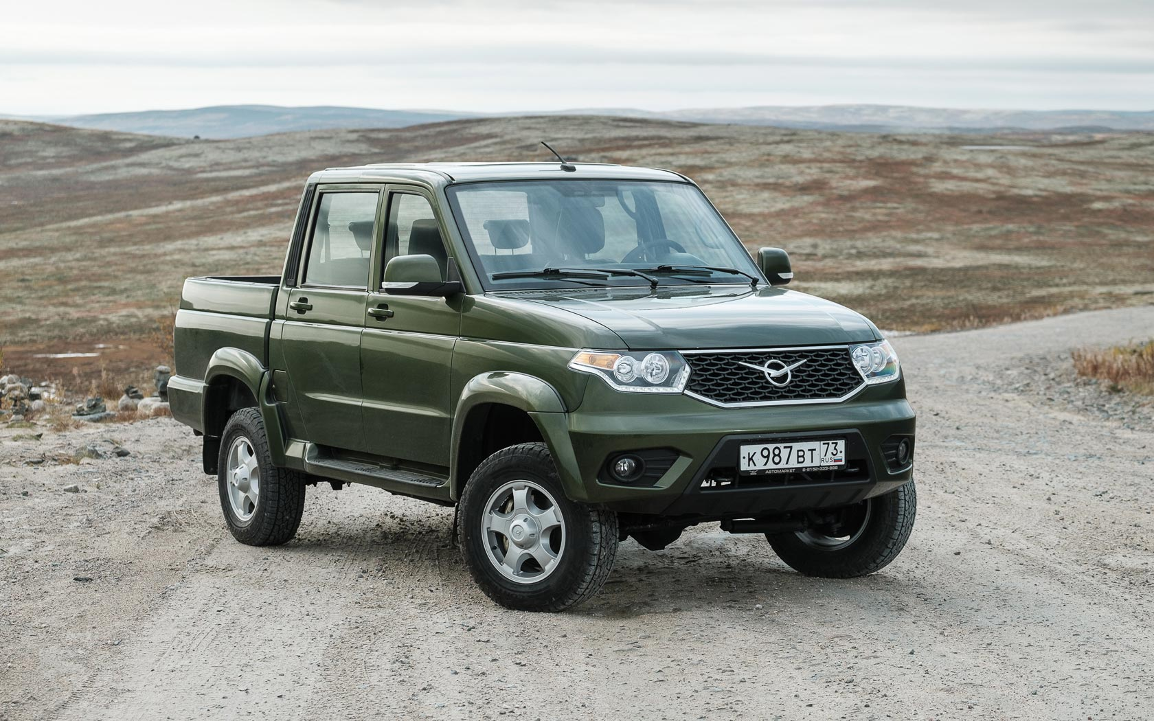 Экономичная версия появится еще у одной модели УАЗ вслед за «Патриотом»