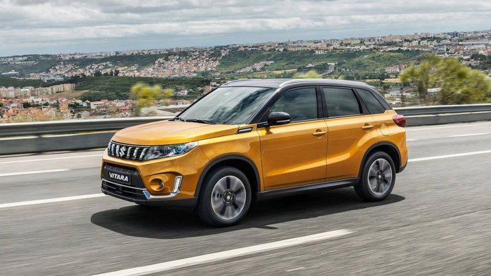 В начале апреля 2021 года наблюдается повторное подорожание автомобилей марки Suzuki