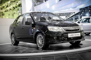 Компания «АвтоВАЗ» начала производство Lada Granta с новой силовой установкой