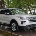 Компания Ford отзывает 661000 внедорожников Explorer