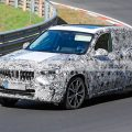Испытания на Нюрбургринге проходит BMW X1 2022 модельного года