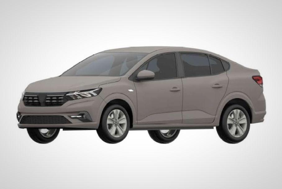 Внешность нового Renault Logan запатентовали в России