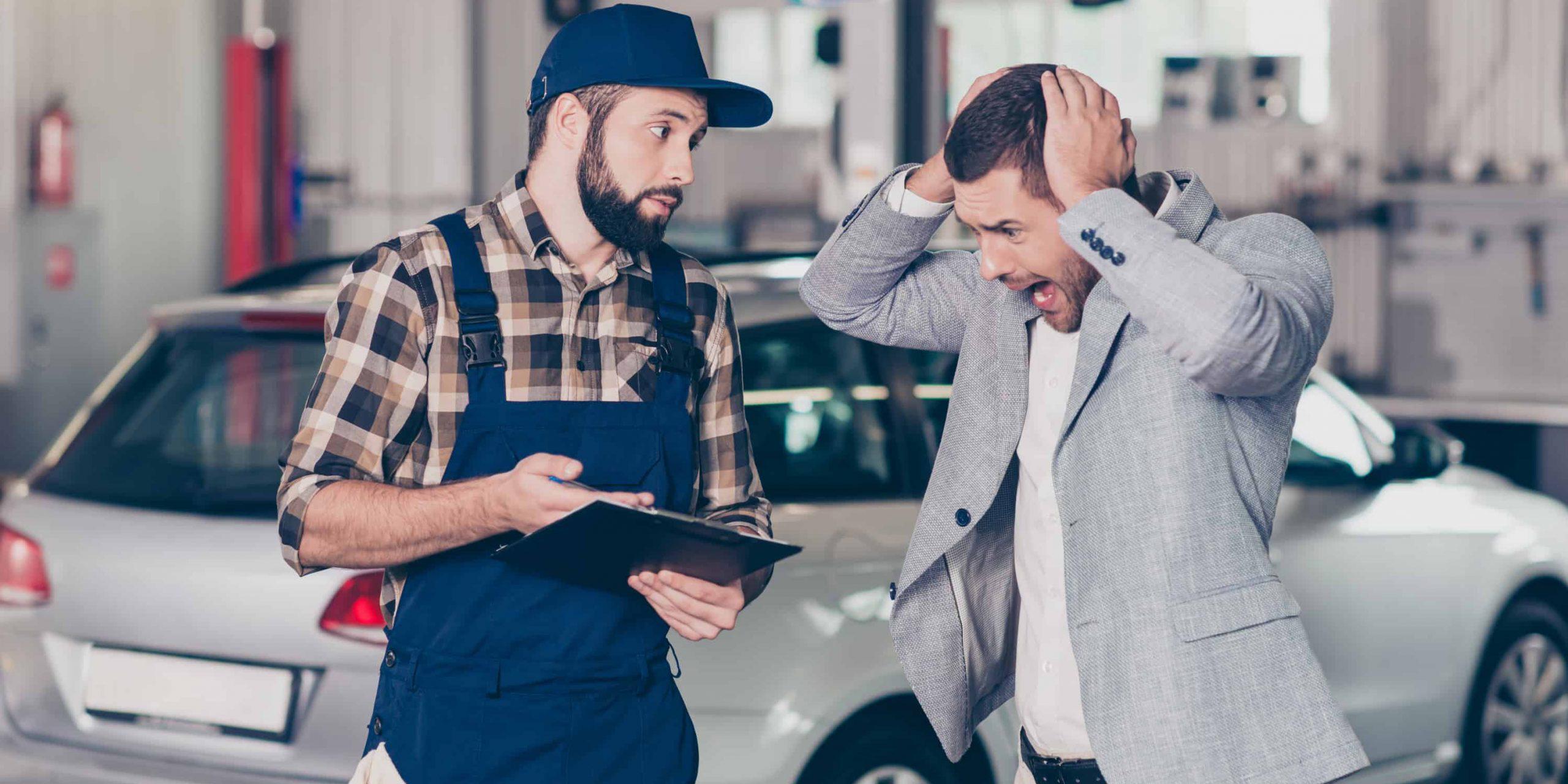 Российских автовладельцев предупреждают о мошенничестве в автосервисах