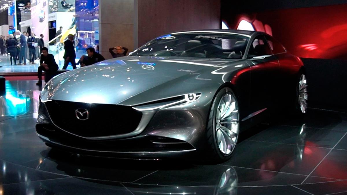 Новое поколение Mazda6 обещает превзойти BMW
