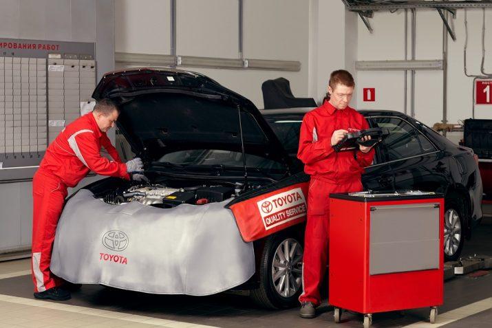 Компания Toyota будет по-новому обслуживать поддержанные автомобили