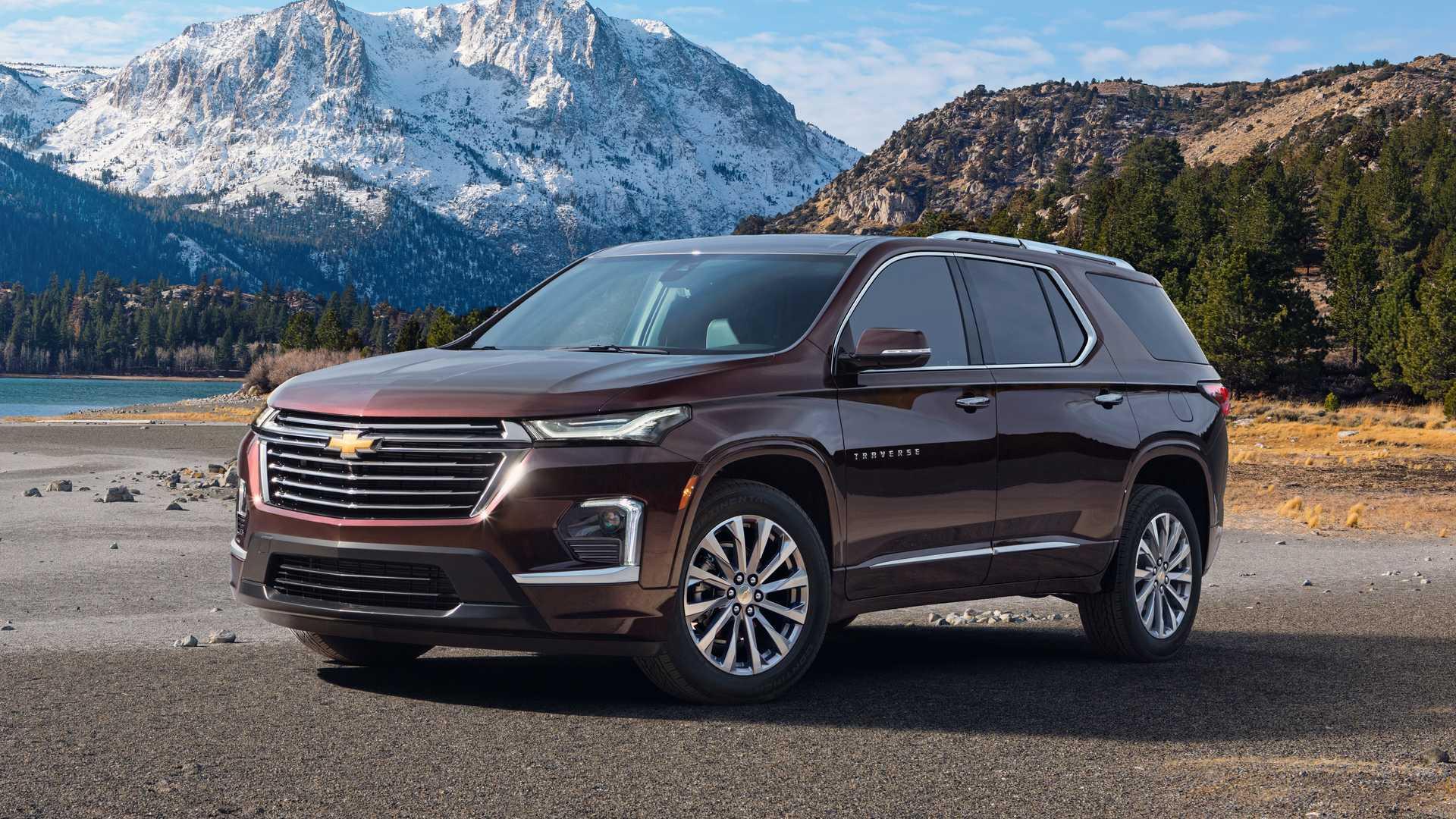 Автомобили Chevrolet подорожали на российском рынке