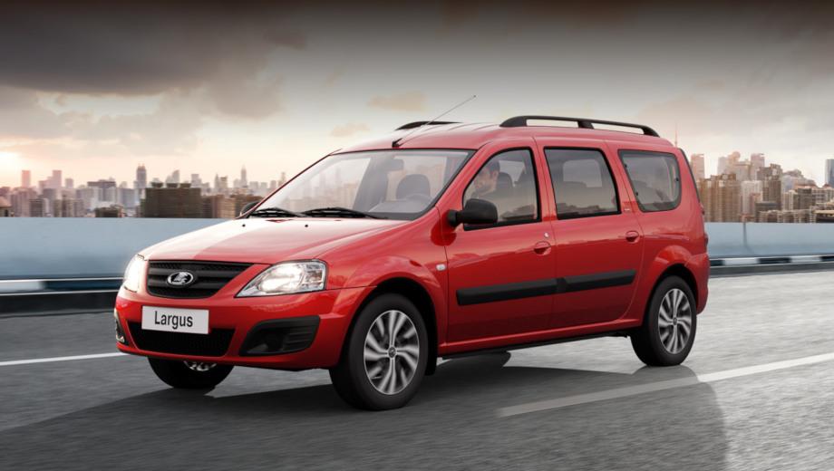 Lada Largus и XRay получили удешевленные и упрощенные версии