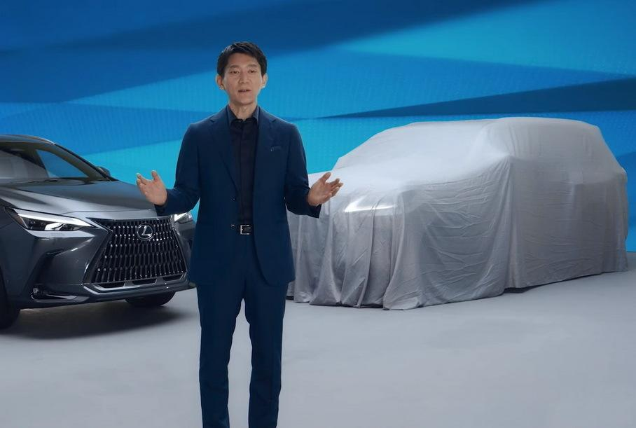 Новый Lexus LX дебютирует в двух версиях: «570» и «600»