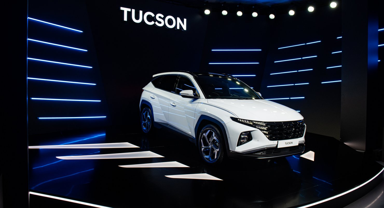 Новый Hyundai Tucson для России представлен официально