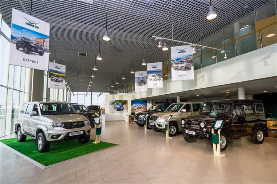 Компания УАЗ подняла стоимость своих моделей второй раз
