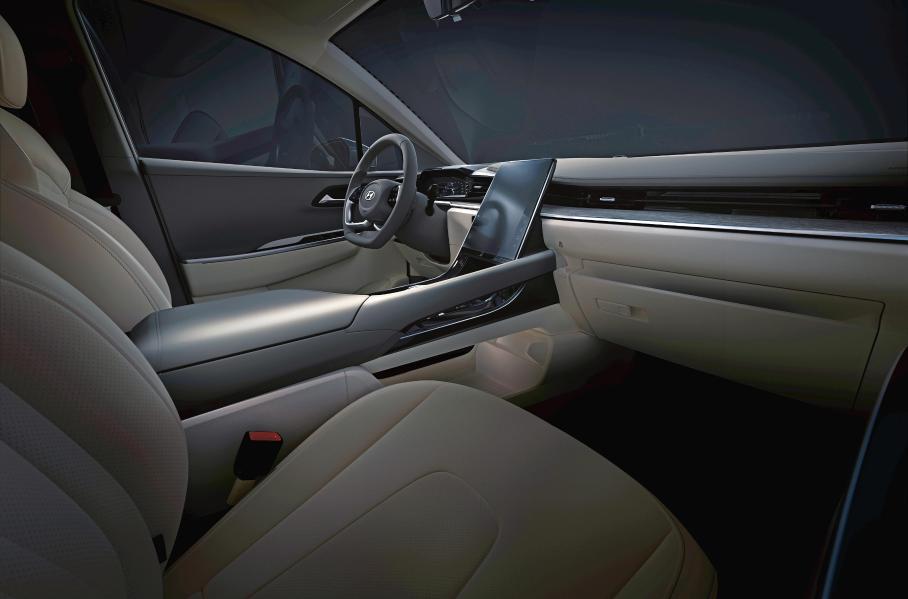 Раскрыты подробности о новом минивэне Hyundai Custo