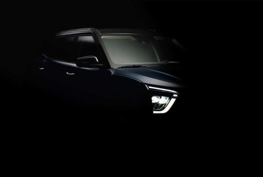 Новую Hyundai Creta для Бразилии показали в сети