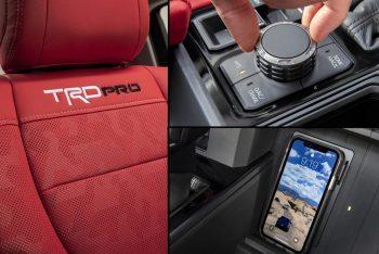 В сети появились подробности о новом пикапе на базе Toyota Land Cruiser