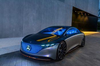 К 2030 году компания Mercedes-Benz полностью перейдет на электрокары