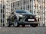 Рекорд продаж в России установил кроссовер Lexus RX