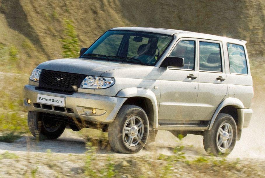 УАЗ запустил опрос о востребованности спортивной версии внедорожника Patriot