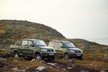УАЗ «Патриот» и «Пикап» доступны для покупки в биотопливных версиях