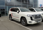 Встречайте легендарный, абсолютно новый Toyota Land Cruiser 300 в Тойота Центр Волгоград!