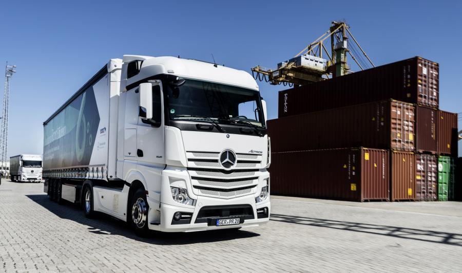 Беспилотники от Mercedes-Benz начнут доставлять коммерческие грузы в России
