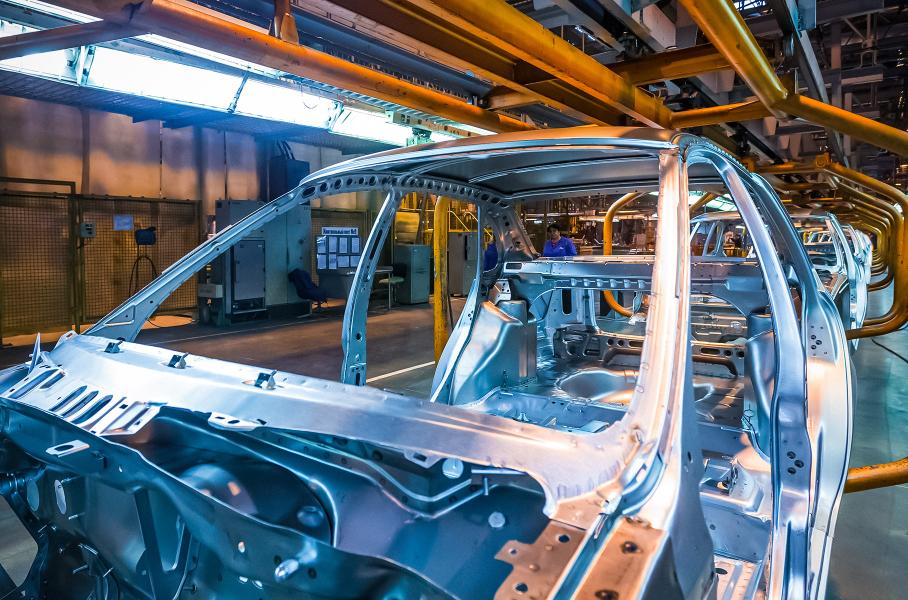Производство Lada Niva снова остановлено на заводе «АвтоВАЗ»