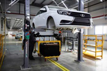 В Узбекистане запустили производство российских моделей Lada