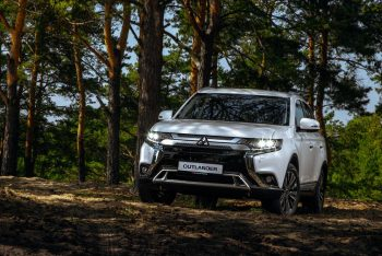 В России изменились цены на автомобили от компании Mitsubishi