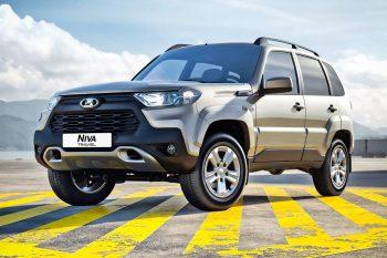 Данные о новой Lada Niva для российского рынка раскрыл глава «АвтоВАЗа»