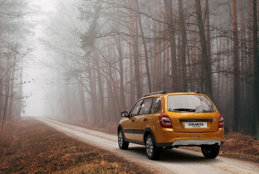 Поддержанная Lada Granta продается по цене Ford Focus