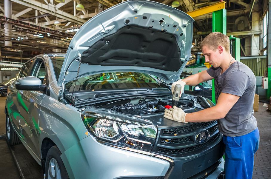 О дефиците комплектующих на «АвтоВАЗе» рассказали представители завода