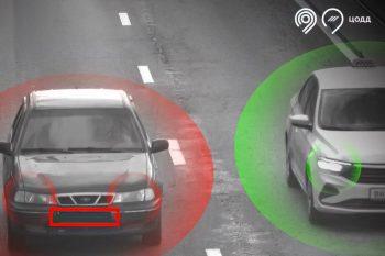 Первая камера, фиксирующая выключенные фары, появилась в Москве
