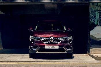 Новые названия даст Renault кроссоверам Kadjar и Koleos
