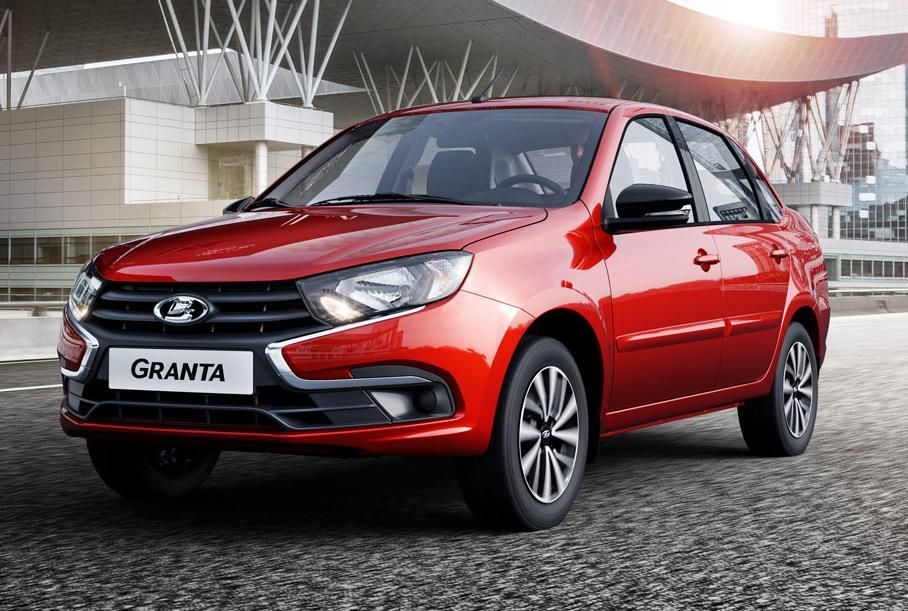 Новую опцию предлагают для дешевых комплектаций Lada Granta
