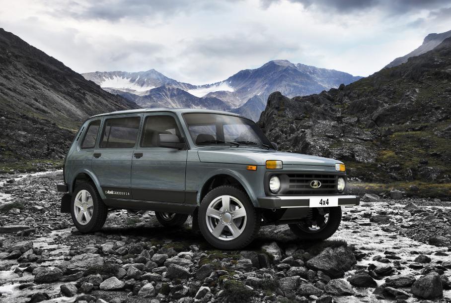 Планы по выпуску пятидверной Lada Niva изменил «АвтоВАЗ»