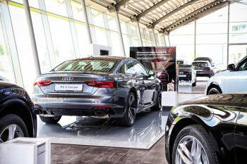 В России выросли прайсы на автомобили Audi: бренд поднял стоимость всех машин с ДВС